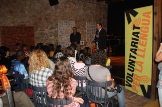 """Un concert de cant coral tanca el curs del """"Voluntariat per la llengua"""""""