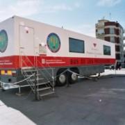 El Bus de les Professions visita Sant Feliu de Guíxols