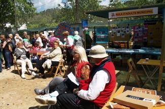 La Festa de la Primavera de l'educació de persones adultes compleix 25 anys