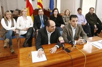 L´equip de govern respon a ERC que la concentració és per ´revenja´