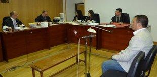 Els psicòlegs discrepen en el fet de si un pare va abusar dels dos fills menors a Santa Cristina d'Aro