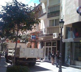 Un regidor de Sant Feliu de Guíxols feia obres sense llicència