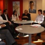 Pere Albó rep tot el suport de la cúpula del PSC
