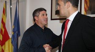 L'alcalde de Sant Feliu destitueix el regidor Pere Luque del govern