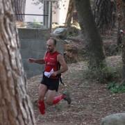 Un corredor de Sant Feliu amb la Selecció Catalana de curses de muntanya