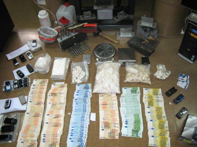 Cau una xarxa internacional de 'narcos' que tenia remificacions a Sant Feliu de Guixols