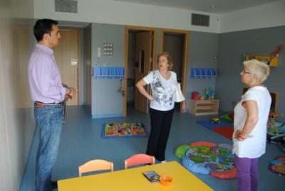 L'Ajuntament fa un esforç d'inversió per millorar les escoles i centres públics