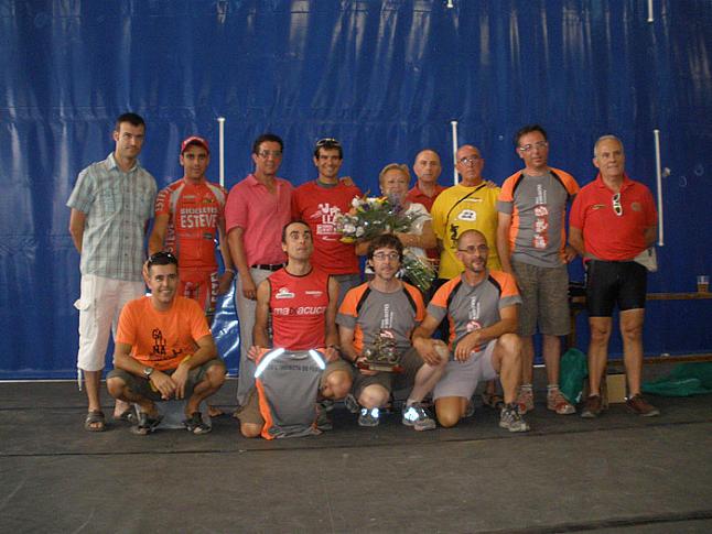 400 ciclistes a «La marxa Es Pollastre»