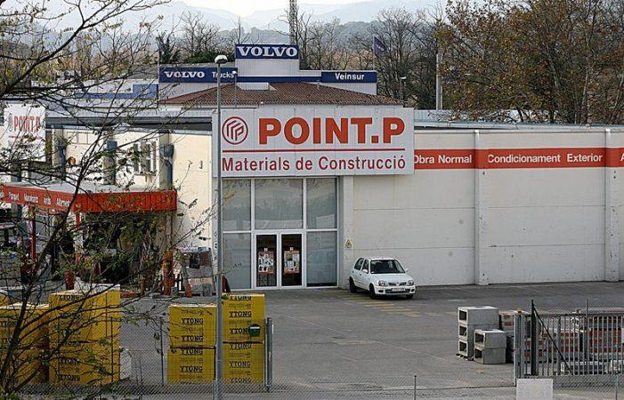 El Magatzem de Point.P és assaltat a Santa Cristina d'Aro
