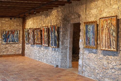 El fons d'art de Castell d'Aro