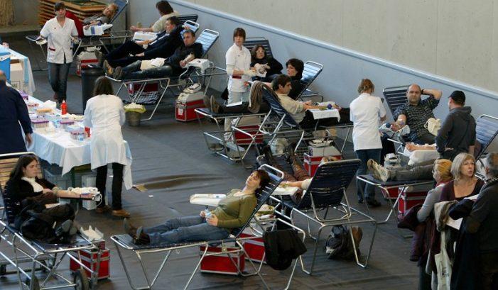 Sant Feliu de Guíxols suma 400 donants de sang