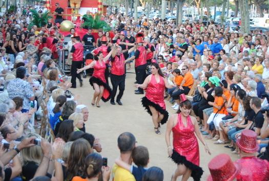 Seixanta colles per gaudir del Carnaval de Sant Feliu de Guíxols