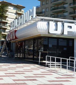 La discoteca Paladium de Platja d'Aro demanda a Aro Exportacions per usurpar el nom
