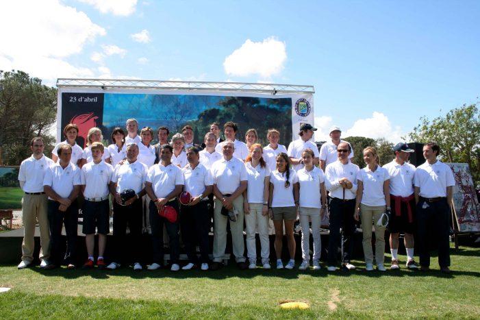 Gran èxit de la inauguració de l'ampliació del Club de Golf Costa Brava.