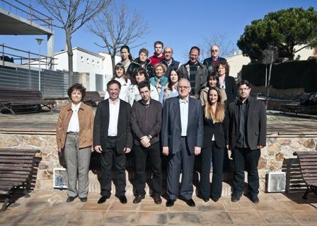 """El grup de CiU de Santa Cristina d'Aro encapçalat per Josep Llensa presenta el seu programa i dóna prioritat al """"joc net"""""""