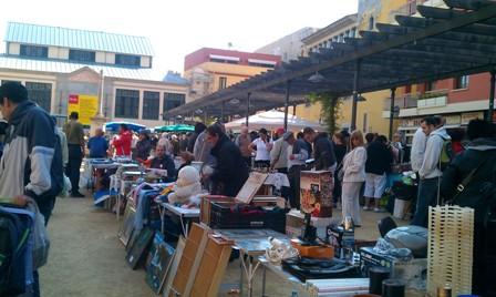 El Centre Comercial de Sant Feliu Acull la 8ª Edició del Mercat dels Encants