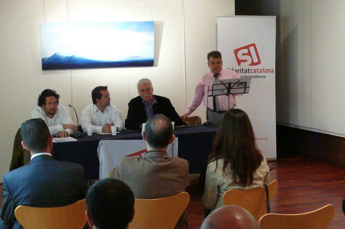 Presentació Oficial de Solidaritat Catalana