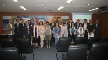 La Cambra i representants dels comerciants de Platja d'Aro i Sant Feliu participen a Mallorca en una jornada per conèixer el seu model comercial