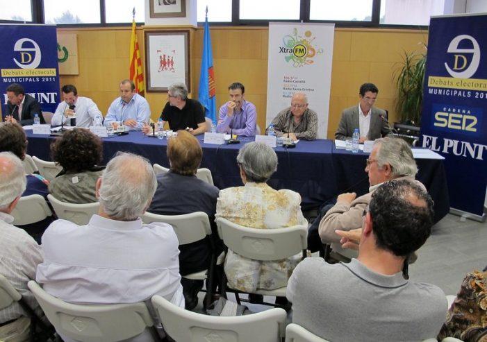 VIDEO Debat Eleccions Municipals 2011 Santa Cristina d'Aro