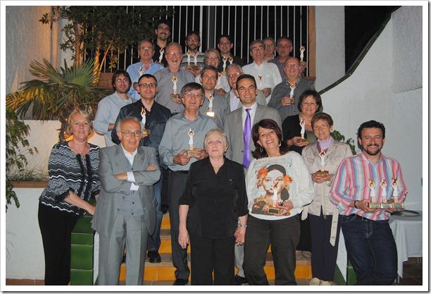 Premiats del VI Concurs de Teatre Amateur 2011