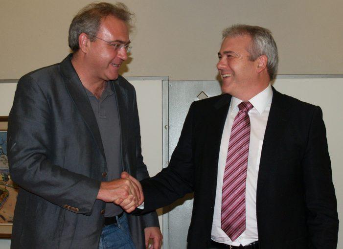 Pacte de govern entre CIU i PSC a l'Ajuntament de Sant Feliu de Guíxols