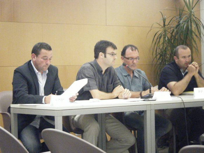 Ordenances fiscals per a 2015 i rebutj per un projecte d'inversio de 450.000 euros a Santa Cristina d'Aro