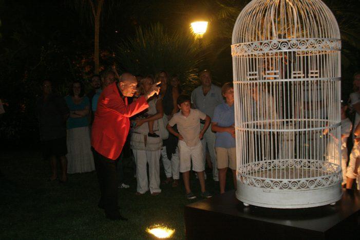 DIJOUS MÀGICS A SANTA CRISTINA D'ARO 2011