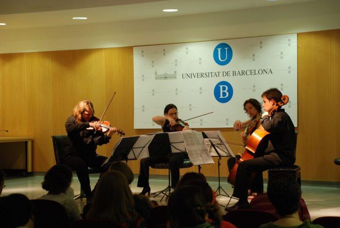Aquest dissabte Música de Cambra amb el Quartet Quixote a Santa Cristina d'Aro