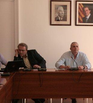 El debat pel sou d'Albó s'acabarà decidint al jutjat.