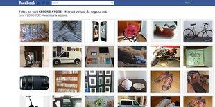Un mercat virtual al Facebook creat a Girona supera els 6.500 seguidors.