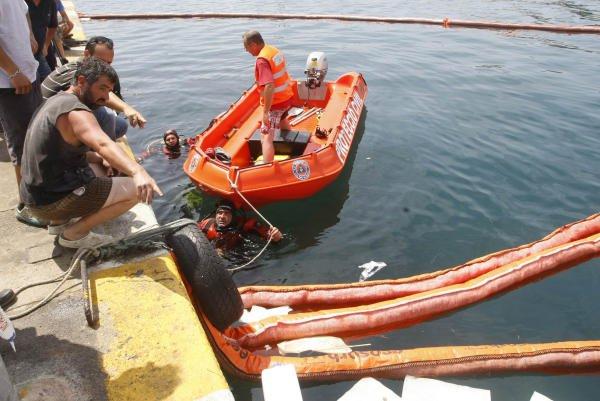 Desactiven l'alerta per gasoil a Sant Feliu de Guíxols