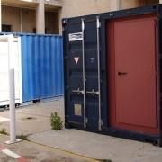 Els Bucs d'Assaig ja es troben instal·lats a les Vetlladores