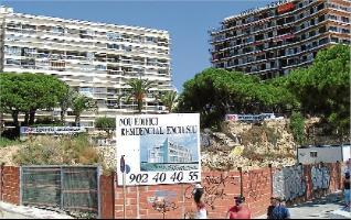 Proposen fer un auditori als terrenys de Maddox de Platja d´Aro.