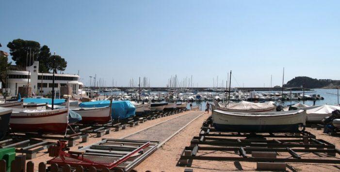 Aliança per rellançar el port de Sant Feliu de Guíxols