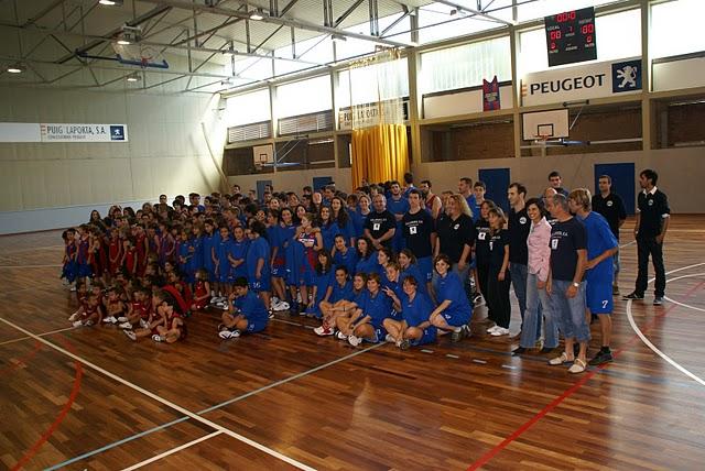El Club Bàsquet Sant Feliu presenta els seus equips