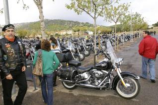 Platja d´Aro Més de 200 motos a la trobada Custom
