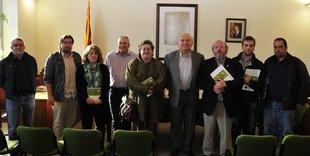 Set municipis posen fil a l'agulla per mancomunar serveis i recursos