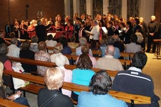 Després del concert de corals de diumenge, arriba el 2n Taller de Gospel