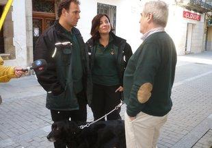 L´Ajuntament presenta els dos agents cívics