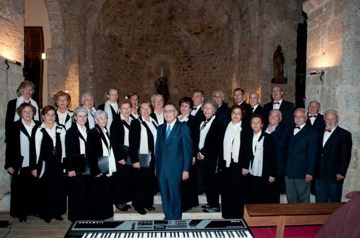 Santa Cristina d'Aro acull el darrer concert del cicle Catalunya Corals 2011