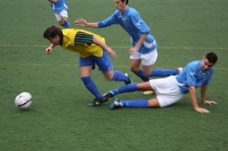 FUTBOL, 1a CATALANA Massa gols per tant poc futbol