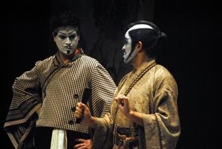 Elogis per Mikado, la primera obra del Concurs de Teatre Amateur