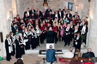 Platja d´Aro celebra el primer Concurs de Corals i Cançons de Nadal
