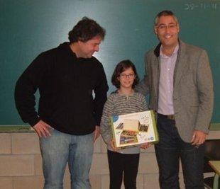 Alumna de Platja d'Aro premiada