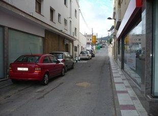 Pla laboral per reparar voreres a Platja d'Aro