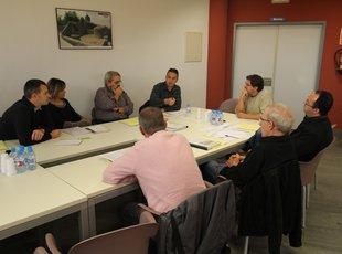 Avança el diàleg entre els nou municipis que volen unir serveis
