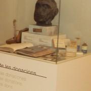 La Vitrina de les Donacions, Museu d'Història de Sant Feliu