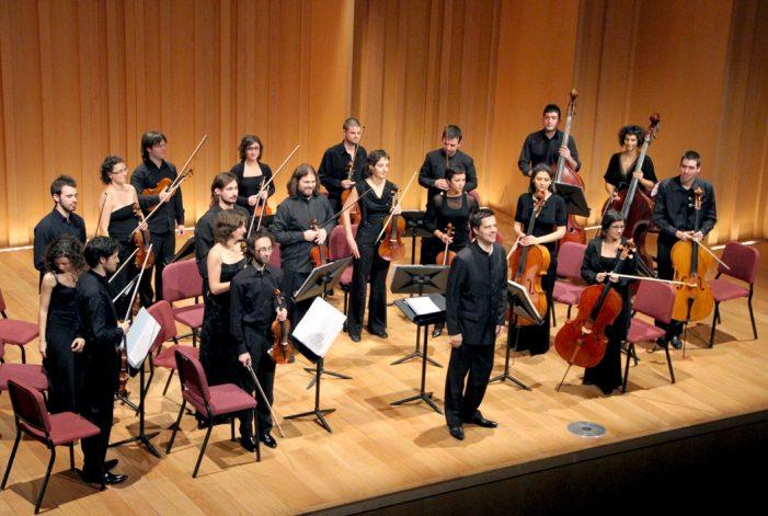 Santa Cristina d'Aro acollirà el Concert de l'Orquestra Camerata de la Schubertíada