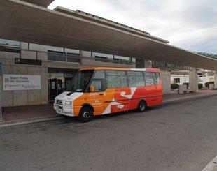 El bus entre els municipis de la vall d'Aro deixa de circular
