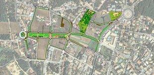 Impuls per urbanitzar el pla oest de Sant Pol, a S'Agaró
